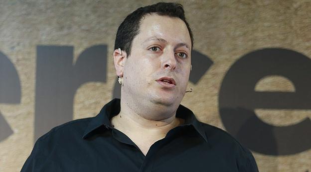 """מיכאל גבאי, מייסד משותף ומנכ""""ל טריגו , צילום: עמית שעל"""