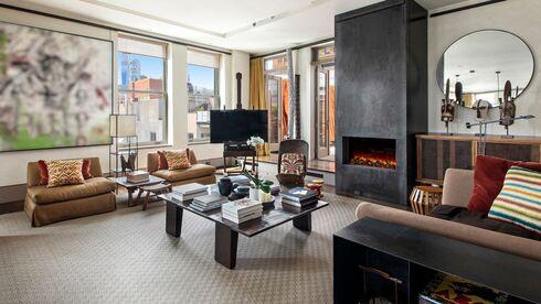 בואי רכש את הדירה בפחות מ-4 מיליון דולר, צילום: MW STUDIO/ CORCORAN GROUP