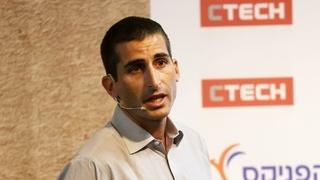 Gilad Tirosh. Photo: Yariv Katz