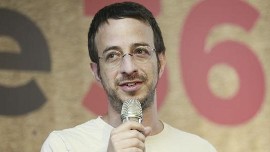 """המוזיקאי יוני בלוך, מייסד ומנכ""""ל חברת eko, צילום: עמית שעל"""