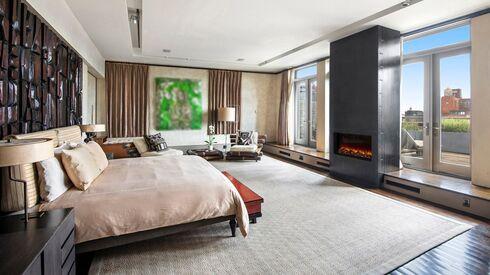 חדר השינה, צילום: MW STUDIO/ CORCORAN GROUP