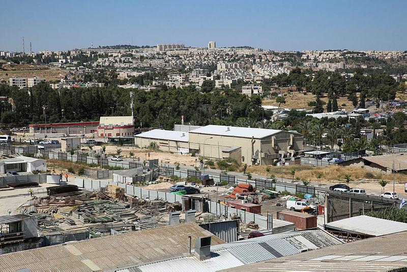 אזור תעשייה תלפיות ירושלים