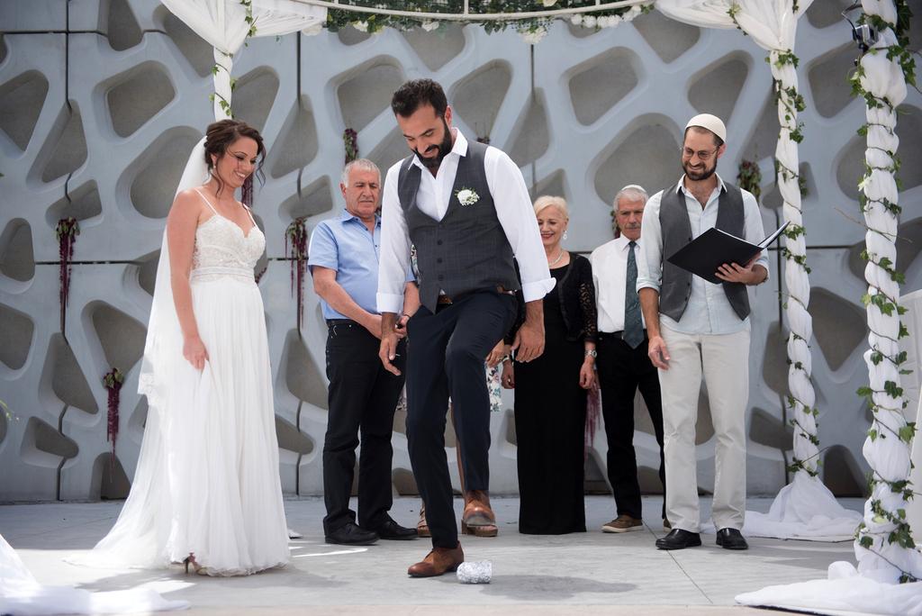 מתוך תוכנית הריאליטי חתונה ממבט ראשון פנאי