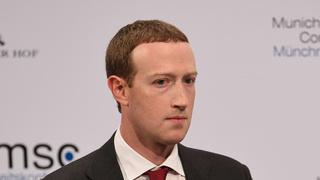 """מרק צוקרברג מנכ""""ל פייסבוק"""