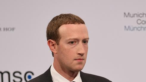 """מנכ""""ל פייסבוק מארק צוקרברג. הקרב החשוב עוד לפניו, צילום: רויטרס"""