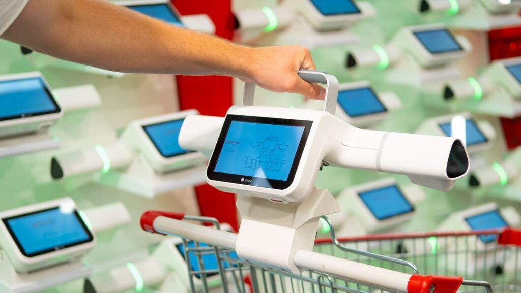 Shopic raises $10 million for smart shopping cart