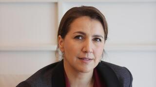 Mariam Almheiri. Photo: Orel Cohen