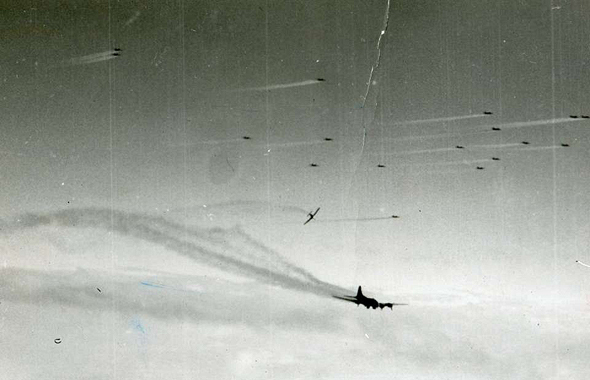 מפציץ B17