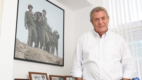 """ד""""ר גיורא ירון , צילום: אלעד גרשגורן"""