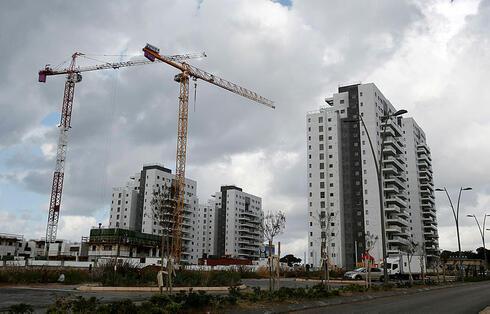 שיא היסטורי במספר הדירות בבנייה, אבל זו לאו דווקא סיבה לאופטימיות