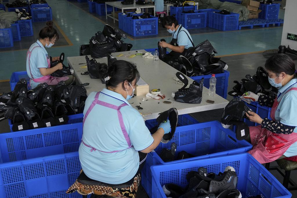 ייצור תעשייתי בסין