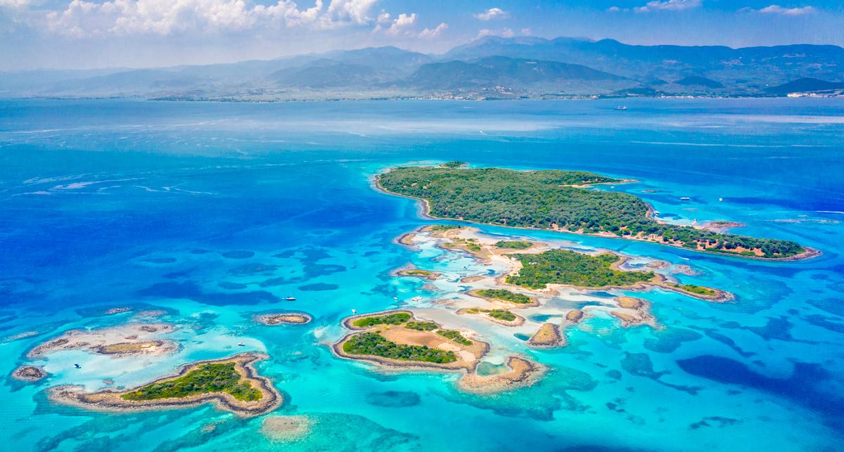 פוטו איים סודיים יוון  ליצ'אדונסיה