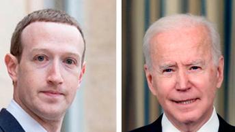 """""""הם הורגים אנשים"""": ההתבטאות שהציתה את הקרב בין ביידן לפייסבוק"""