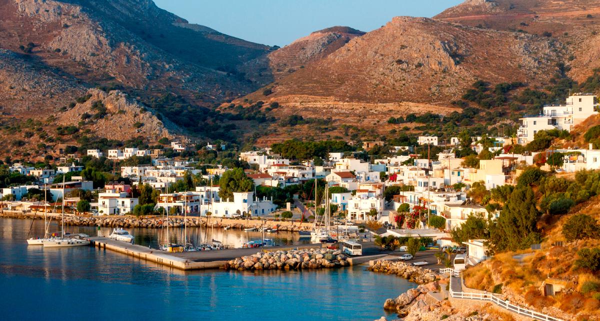 פוטו איים סודיים יוון טילוס