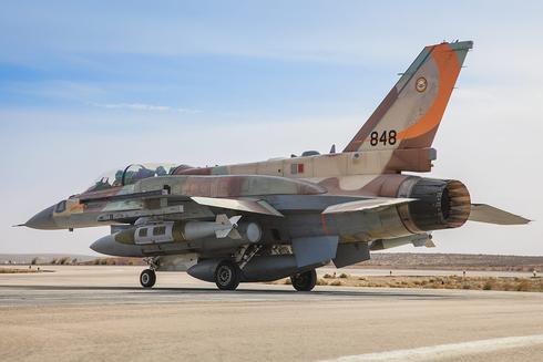 מטוס F16 של חיל האוויר, שי פינקלמן