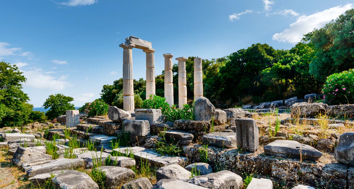 פוטו איים סודיים יוון  סמותרס