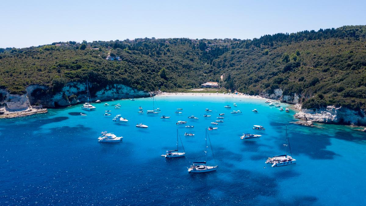 פוטו איים סודיים יוון אנטיפקסוס