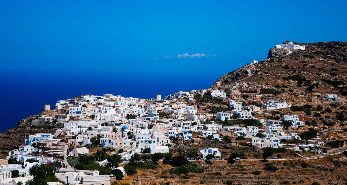 פוטו איים סודיים יוון  סיקינוס