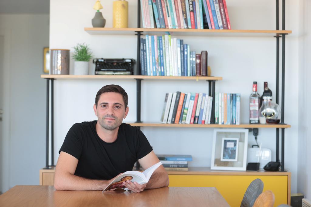 מייסד AnyBook אלירן נבון פנאי