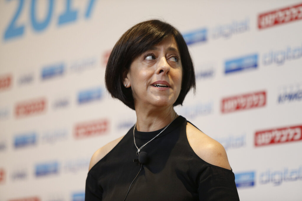 תמר יסעור ראש חטיבת בנקאות דיגיטלית בנק לאומי