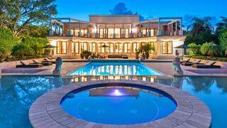 הבית שקנו איוונקה טראמפ ג'ארד קושנר אי אינדיאן קריק בונקר המיליארדרים ליד מיאמי פלורידה, צילום: Sotheby's International Realty