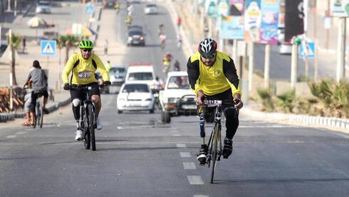 """""""היום האופניים הם ידיי ורגליי"""""""
