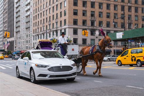 מובילאיי: מתחילים בניסויי רכב אוטונומי בניו יורק