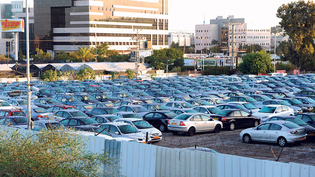 לאן נעלמו המכוניות להשכרה?