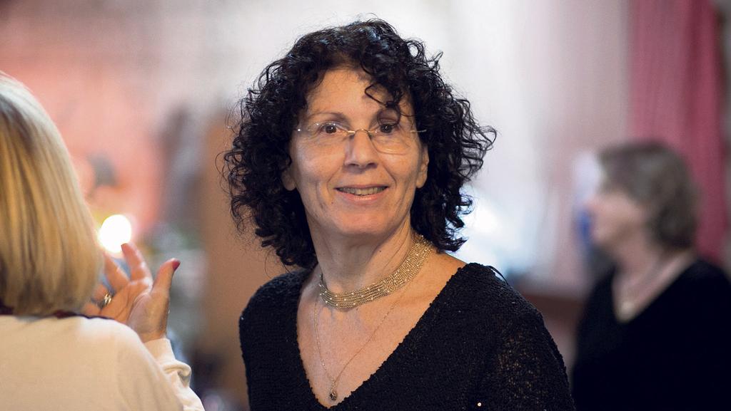 ראשת המזכירות המדעית באקדמיה ללשון רונית גדיש