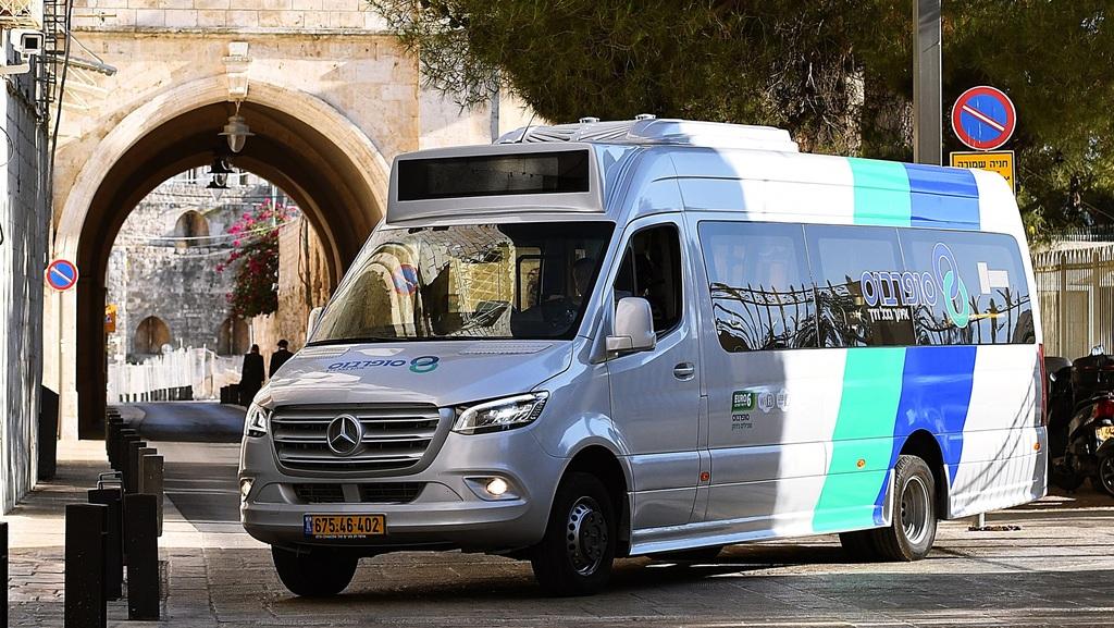 לראשונה: אגד מאבדת את המונופול על התחבורה הציבורית בירושלים