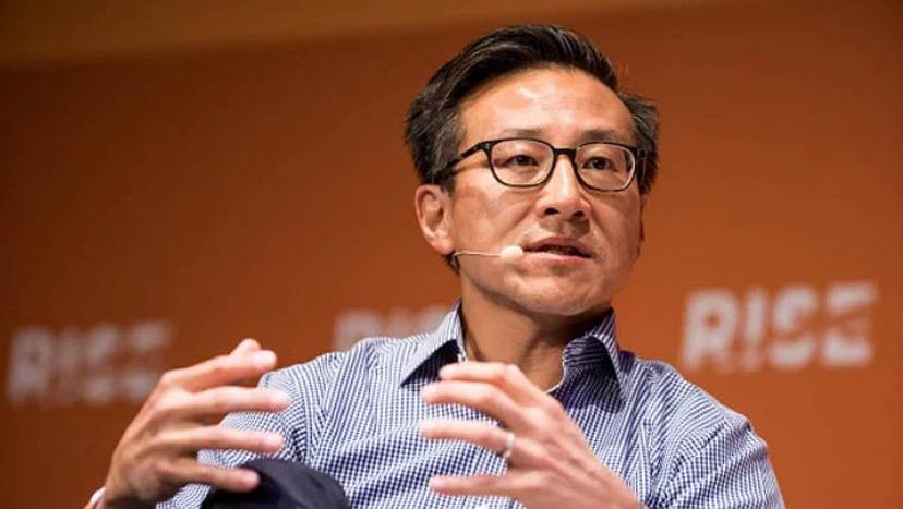 """ג'וזף ג'ו טסאי מייסד משותף סגן יו""""ר עליבאבא Joseph Tsai"""