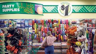 סניף של דולר טרי בלואיוויל קנטאקי, צילום: בלומברג