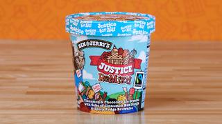 מוסף שבועי 22.7.21 גלידה בן אנד ג'ריס, צילום: BEN AND JERRY'S