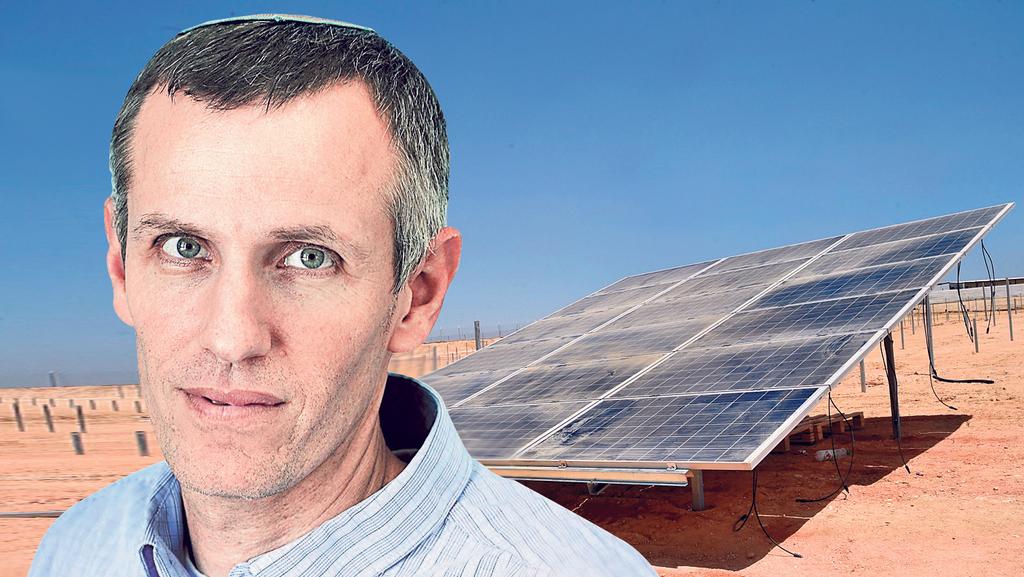 לראשונה: מכרזי מדינה להקמת שדות סולאריים