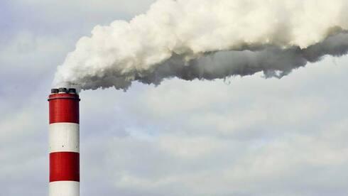 הממשלה צפויה לאשר: הפחתת 85% מפליטות גזי החממה עד 2050