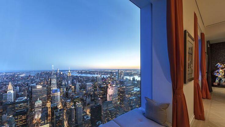 לוהט בניו יורק: פנטהאוז מוצע למכירה ב-169 מיליון דולר