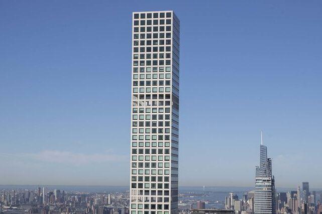 הבניין בו נמצא הנכס, צילום: Victor J. Blue/Bloomberg