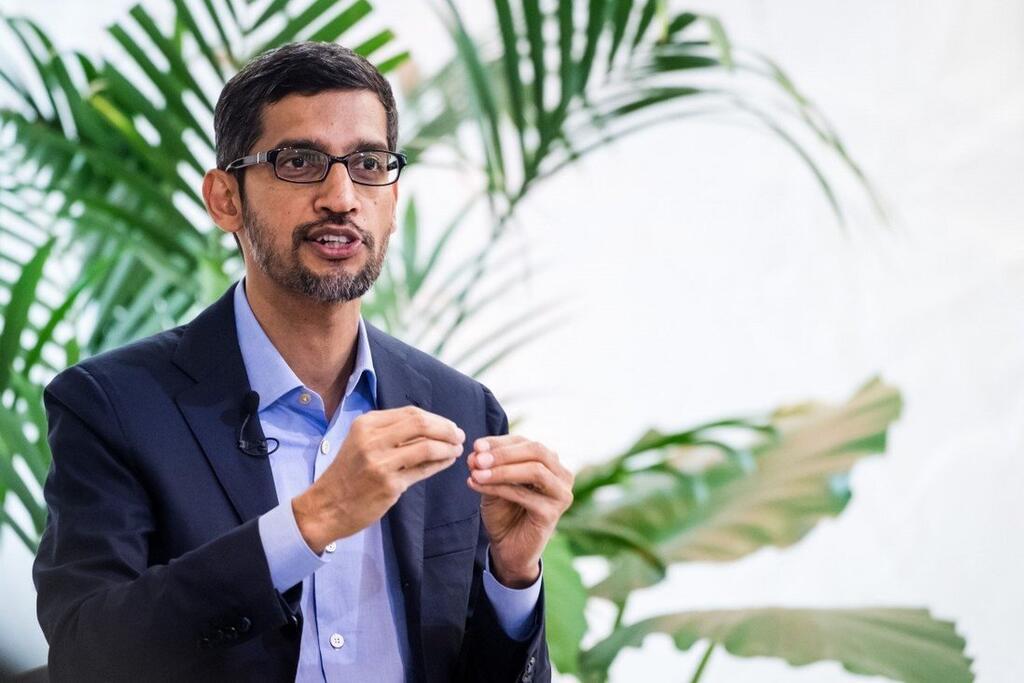 "Sonder Pichai CEO""To Google Alphabet"