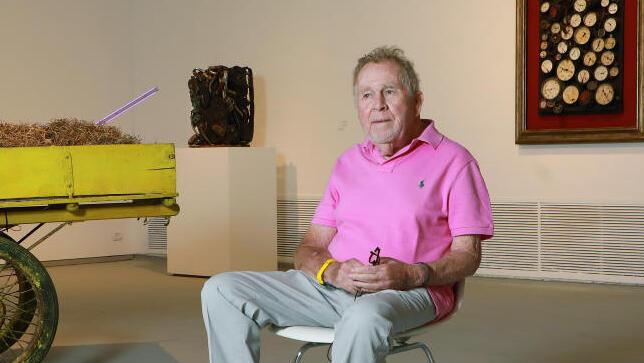 פנאי סילביו פרלשטיין תערוכה מוזיאון תל אביב, צילום: דנה קופל