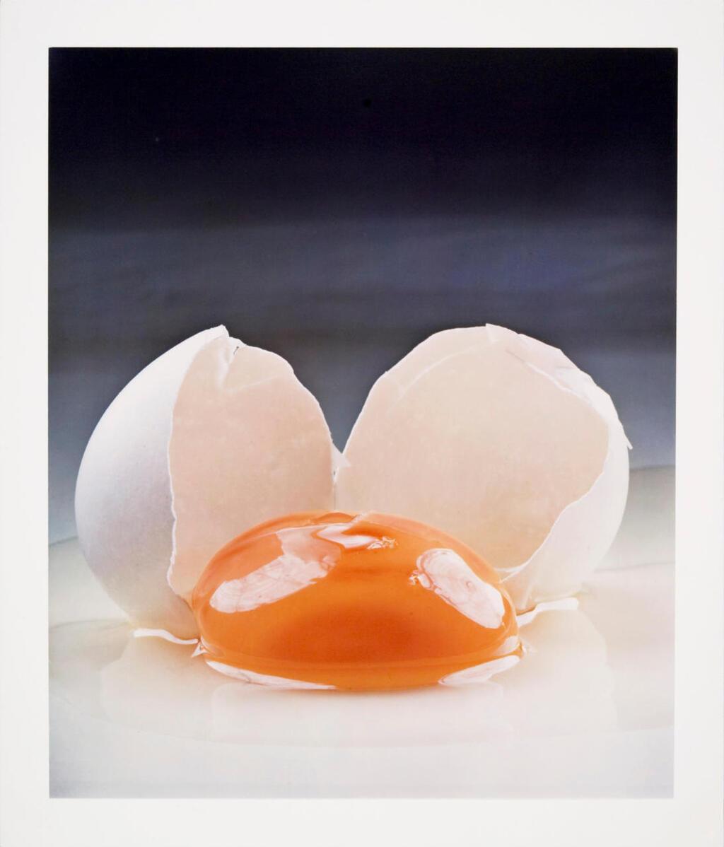 פנאי אירווינג פן. ביצה שבורה