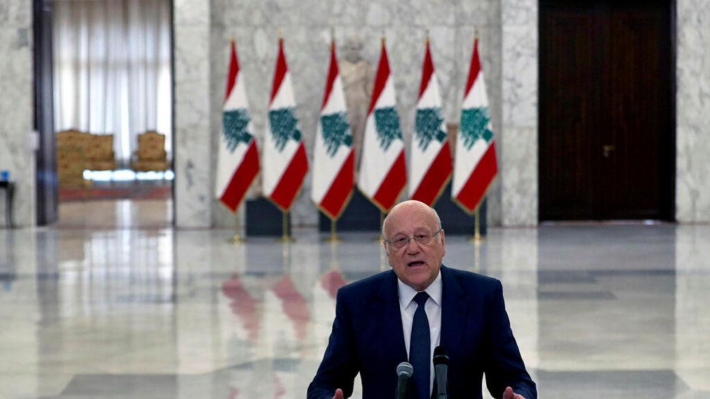 נג'יב מיקאתי ראש הממשלה המיועד לבנון