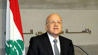 נג'יב מיקאתי ראש ממשלה מיועד לבנון, צילום: EPA