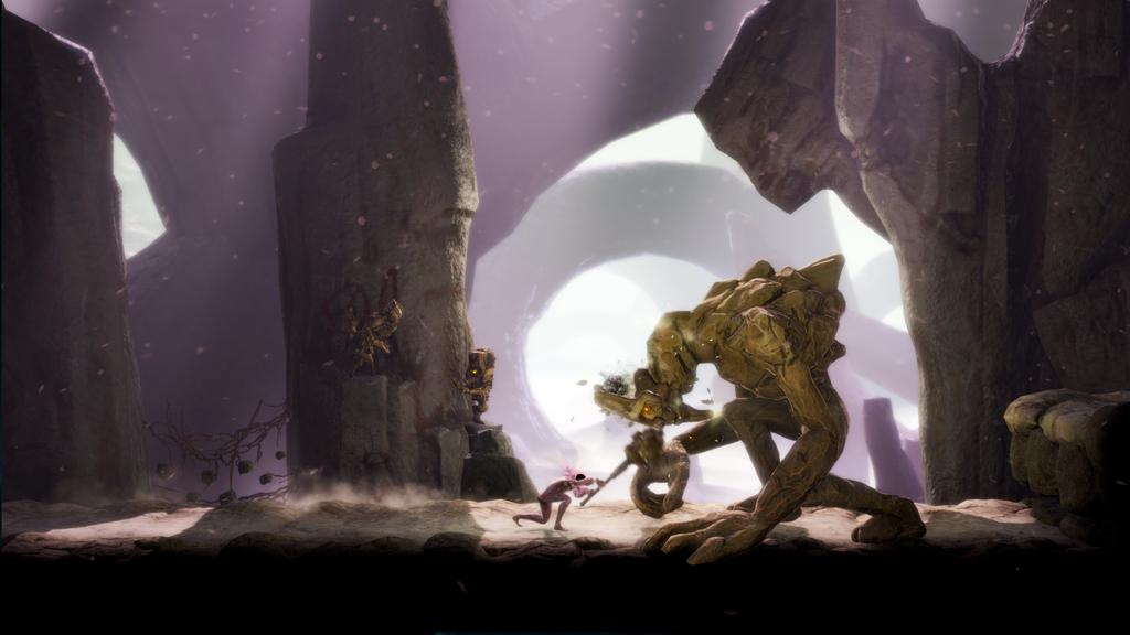 grime game screenshot