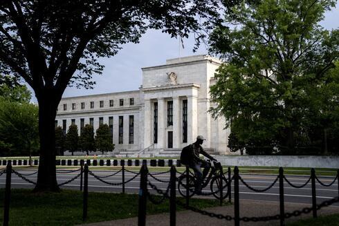 בניין הפדרל ריזרב בוושינגטון, צילום: בלומברג