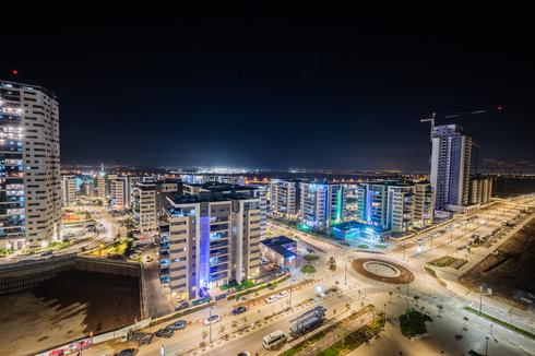 כרמי גת. מחירי הדירות בשכונה זינקו בעשרות אחוזים , הדמיה: באדיבות עיריית קרית גת