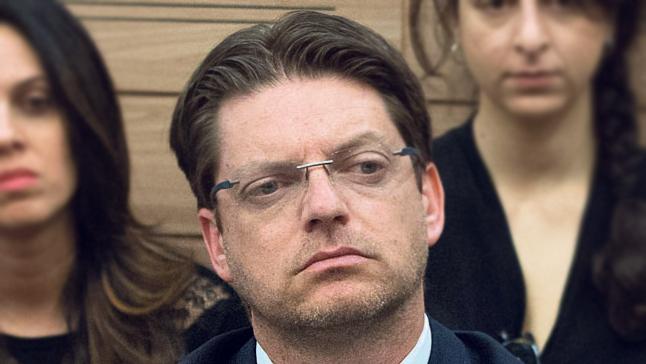 """מנהל בתי המשפט יגאל מרזל. """"נעשים צעדים לייעול השירות"""", צילום: עמית שאבי"""