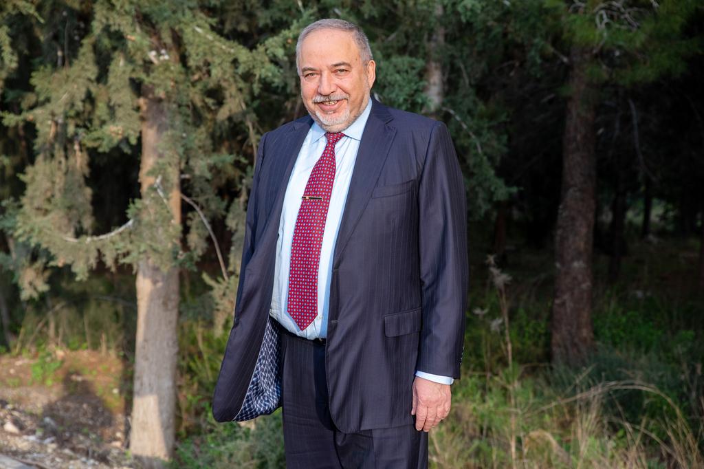 שר האוצר אביגדור ליברמן יור ישראל ביתנו