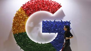 Google. Photo: AP