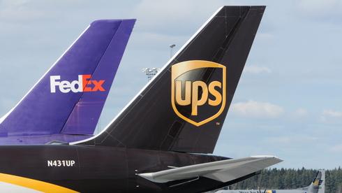 המסחר המקוון רק מתייקר: פדקס ו-UPS מעלות תעריפי משלוחים