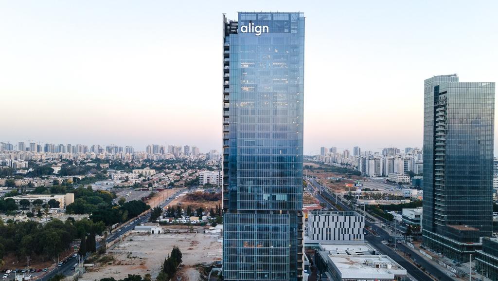 """חברת אליין רכשה 9 קומות במגדל משרדים בפ""""ת תמורת 170 מיליון שקל"""